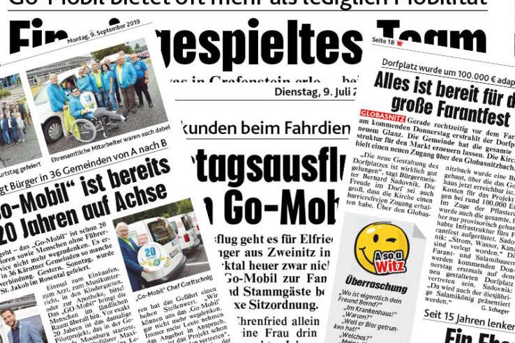 GO-Mobil Presse