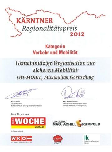 Regionalitätspreis