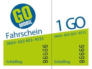 Fahrschein Go-Mobil