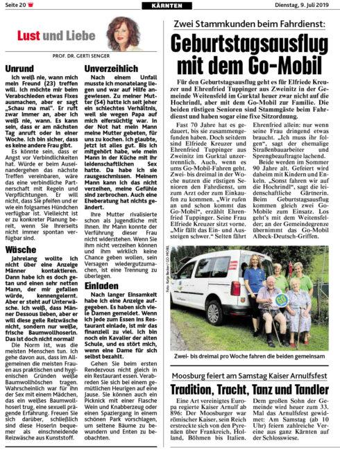 GO-MOBIL Weitensfeld-Glödnitz