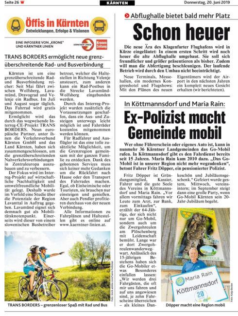 GO-MOBIL Köttmannsdorf-Maria Rain