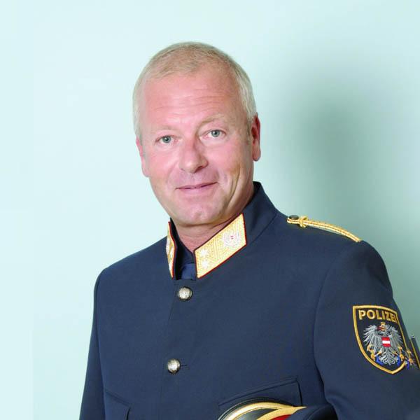 Generalmajor Wolfgang Rauchegger